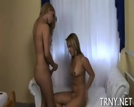 Tranny Rudely Drilled And Fisted - scene 9
