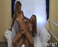 Tranny Rudely Drilled And Fisted - scene 3