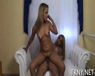 Tranny Rudely Drilled And Fisted - scene 6