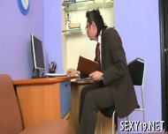 Teacher Is Fucking Young Babe - scene 1