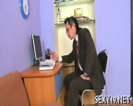 Teacher Is Fucking Young Babe - scene 2