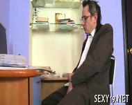Teacher Is Fucking Young Babe - scene 6