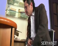 Teacher Is Fucking Young Babe - scene 7