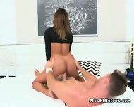 Bianka Plays Cowgirl On His Big Cock - scene 6