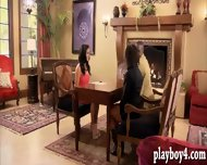 Couple Try Their Luck In The Swing House And Swap Partners - scene 4