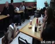 Wanton Whores Rough Humiliation - scene 3