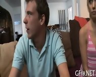 Shapely Teen Gets Perfect Dick - scene 5