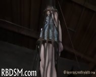 Sexy Toy Torturing For Hot Beauty - scene 2
