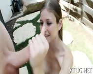 Babe Adores Performing Ball-licking - scene 12