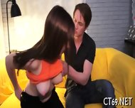 Sexy Bitch Gets Hot Fuck - scene 4