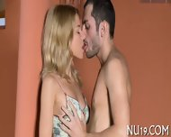 Chick Undresses Her Boyfriend - scene 1