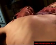Gaystraight Rough Bear Ass Toyed - scene 3