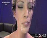 Maid Gets Gang Bang Session - scene 7