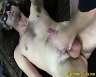 Amateur Jock Cums From Dudes Magic Hands - scene 5