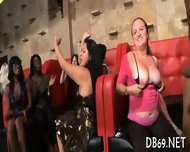 Sensual And Wild Stripper Party - scene 12