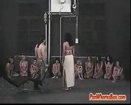 Bdsm Female Slaves Sluts Anal Dildo Eat Pussy And Ass - scene 2