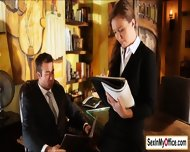 The Office Is Too Hot For Maddy O Reilly And Her Boss - scene 1