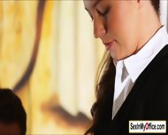 The Office Is Too Hot For Maddy O Reilly And Her Boss - scene 3