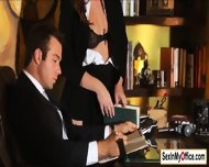 The Office Is Too Hot For Maddy O Reilly And Her Boss - scene 4