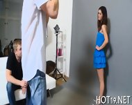 Beauty Pounded On Camera - scene 5