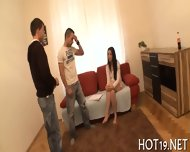 Teenie Double Penetrated - scene 7