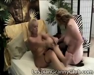 Sexy Mature Lezzie Uses A Strapon To Fuck Her Experienced Gf - scene 2