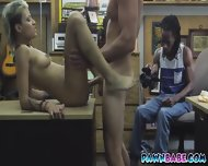 The Pawnman Who Was Not Wearing Any Shorts Wants To Bang This Girl - scene 11