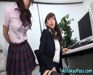 Japanese Lesbians Play - scene 1
