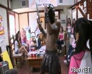 Sucking Strippers Shafts For Cumshot - scene 3
