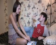 Stud Shares His Hot Babe - scene 3