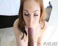 Adorable Bitch Endures Wild Sex - scene 1