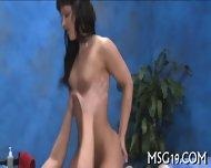 Sexy Brunette Impaled On Cock - scene 9
