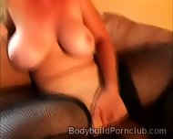 Skilled Fitness Milf Loses Her Mind With A Huge Meatbone - scene 6