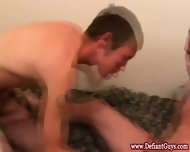 Straight Amateur Twinks Ass Fuck At Home - scene 7