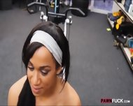 Gym Instructor Fucked With Pervert Pawnkeeper At The Pawnshop - scene 5