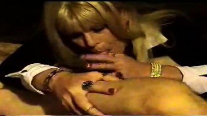 Masculine mature Woman blows tiny Wanky - scene 7