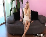 Teen Fucked By Two Big Stags - scene 4
