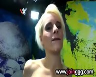 Facialized Blonde Female - scene 9