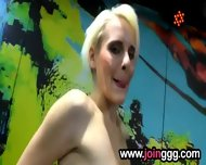 Facialized Blonde Female - scene 10