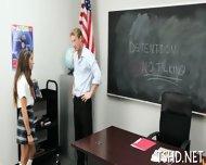 Professor Fucks Student - scene 4