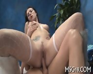 Huge Cock Rams Tight Pussy - scene 8