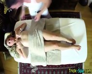 Blonde Babe Nice Massage - scene 7