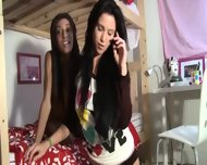 Two Lesbians Licking Vaginas Themself - scene 3