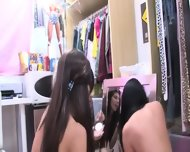 Two Lesbians Licking Vaginas Themself - scene 5