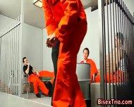 Bisex Skanks Stroke Dicks - scene 4