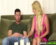Masseuse Gets Creampied - scene 1