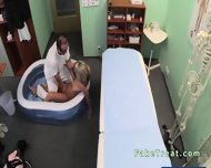 Pregnant Babe Fucked By Her Doctor In Fake Hospital - scene 7