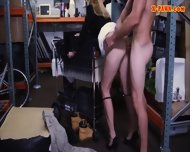 Hot Milf Screwed Up And Receives Money From The Pawnkeeper - scene 10