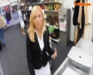 Hot Milf Screwed Up And Receives Money From The Pawnkeeper - scene 2