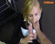 Hot Milf Screwed Up And Receives Money From The Pawnkeeper - scene 7